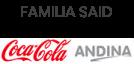 Familia Said - Coca Cola Andina
